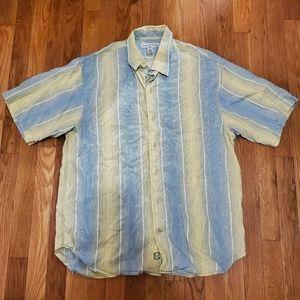 Tommy Bahama Tencel/Lyocell Hawaiian Shirt